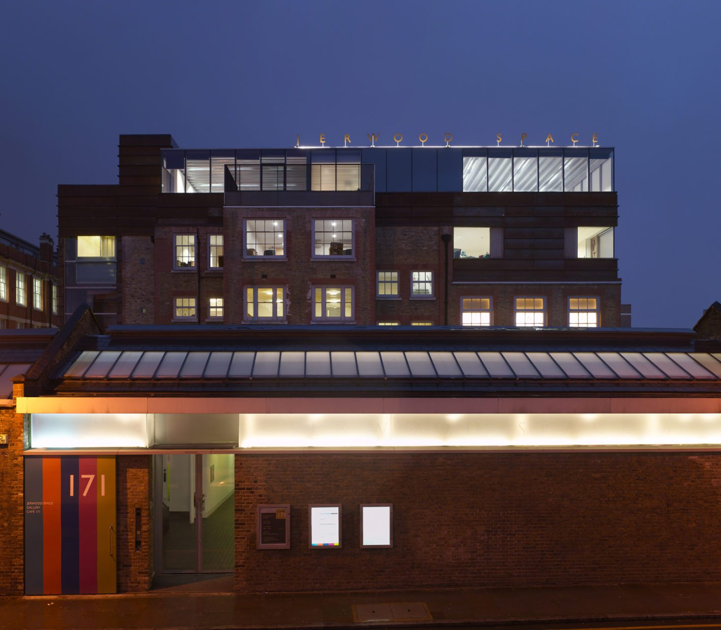 Jerwood Space | Neil Davies Architects