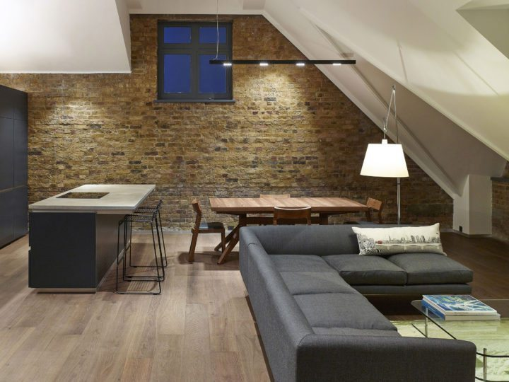 Mandeville Loft I | Neil Davies Architects