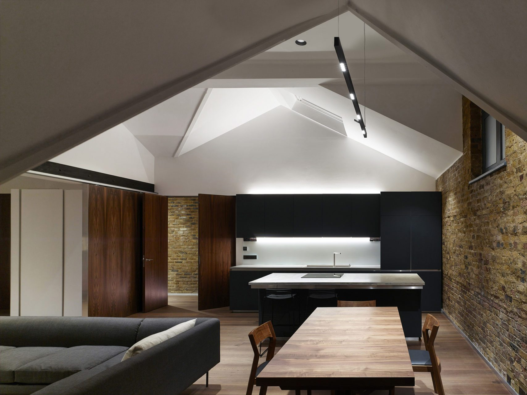 Mandeville Loft I, Battersea, London