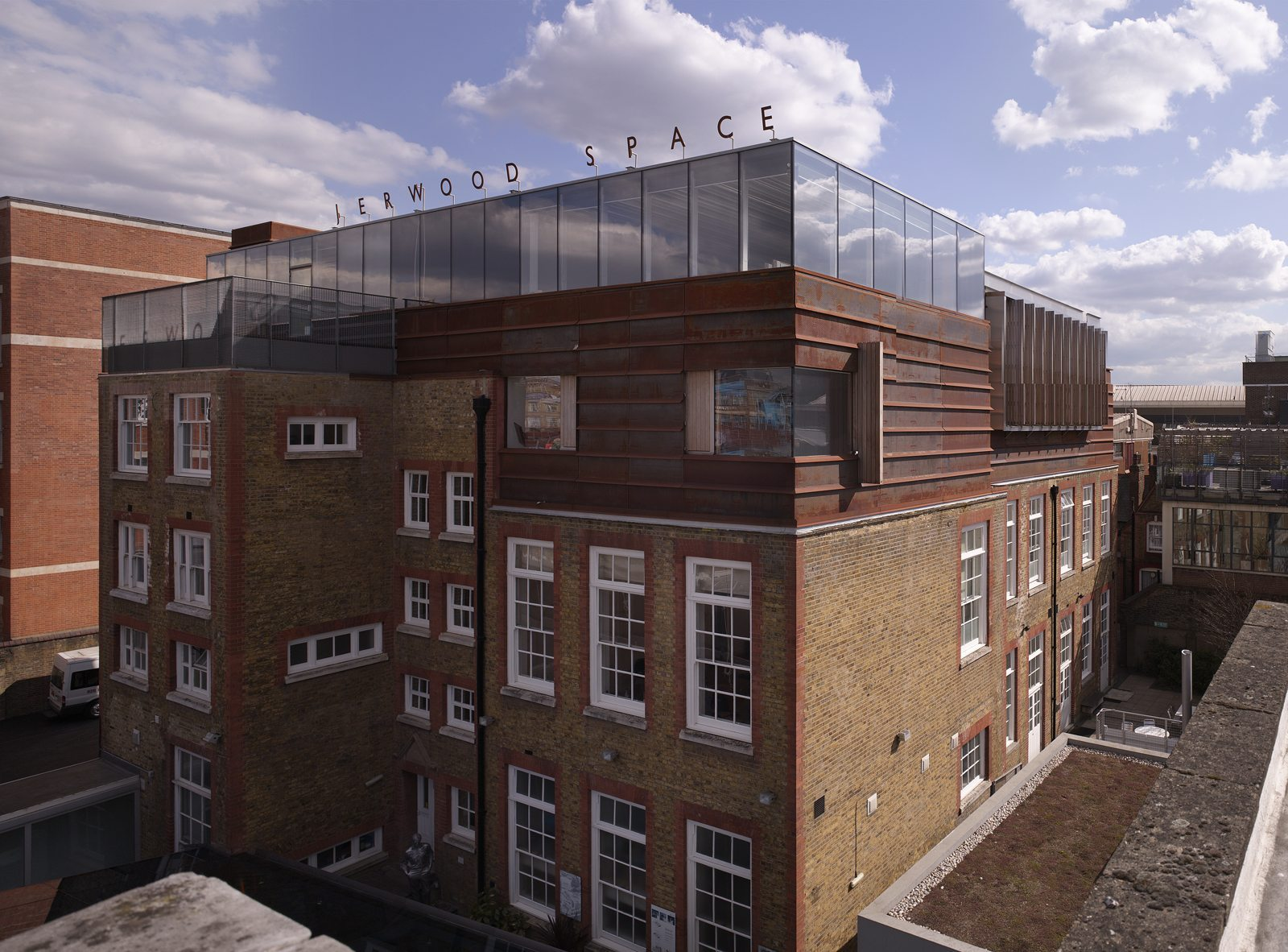 Jerwood Space, Southwark, London