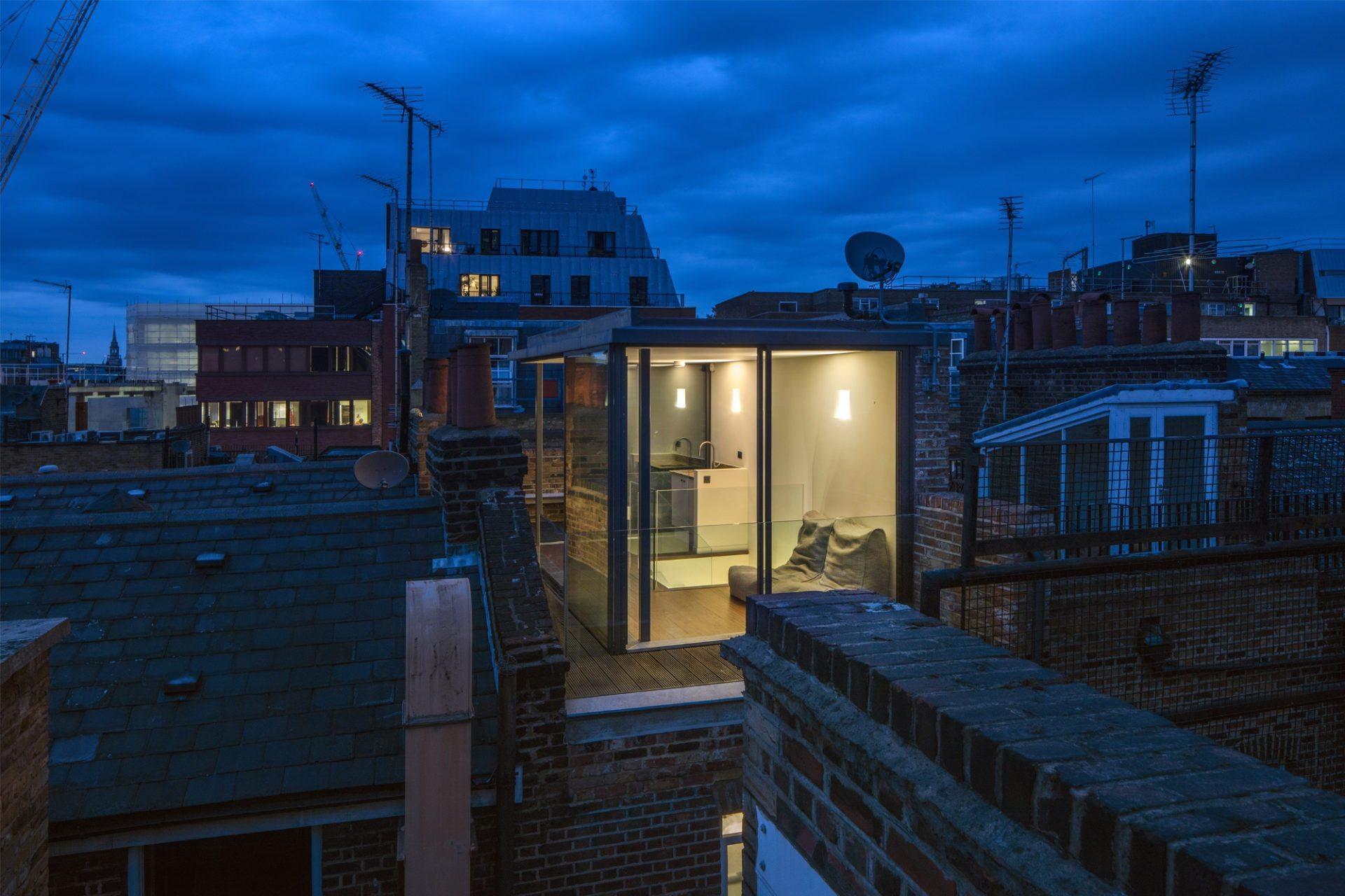 Middle Street, Smithfield, London