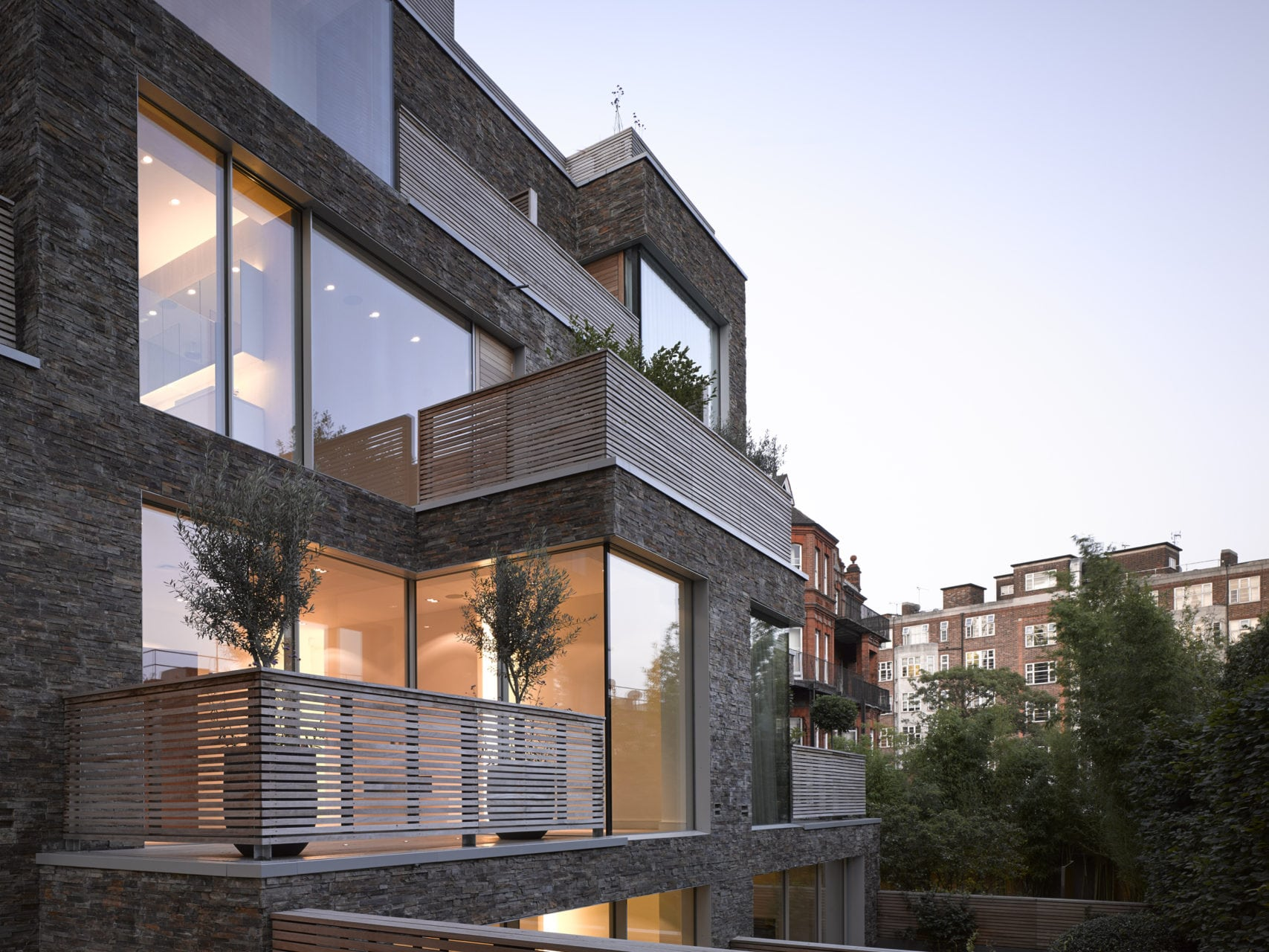 Neil Davies Architects | 11 College Crescent