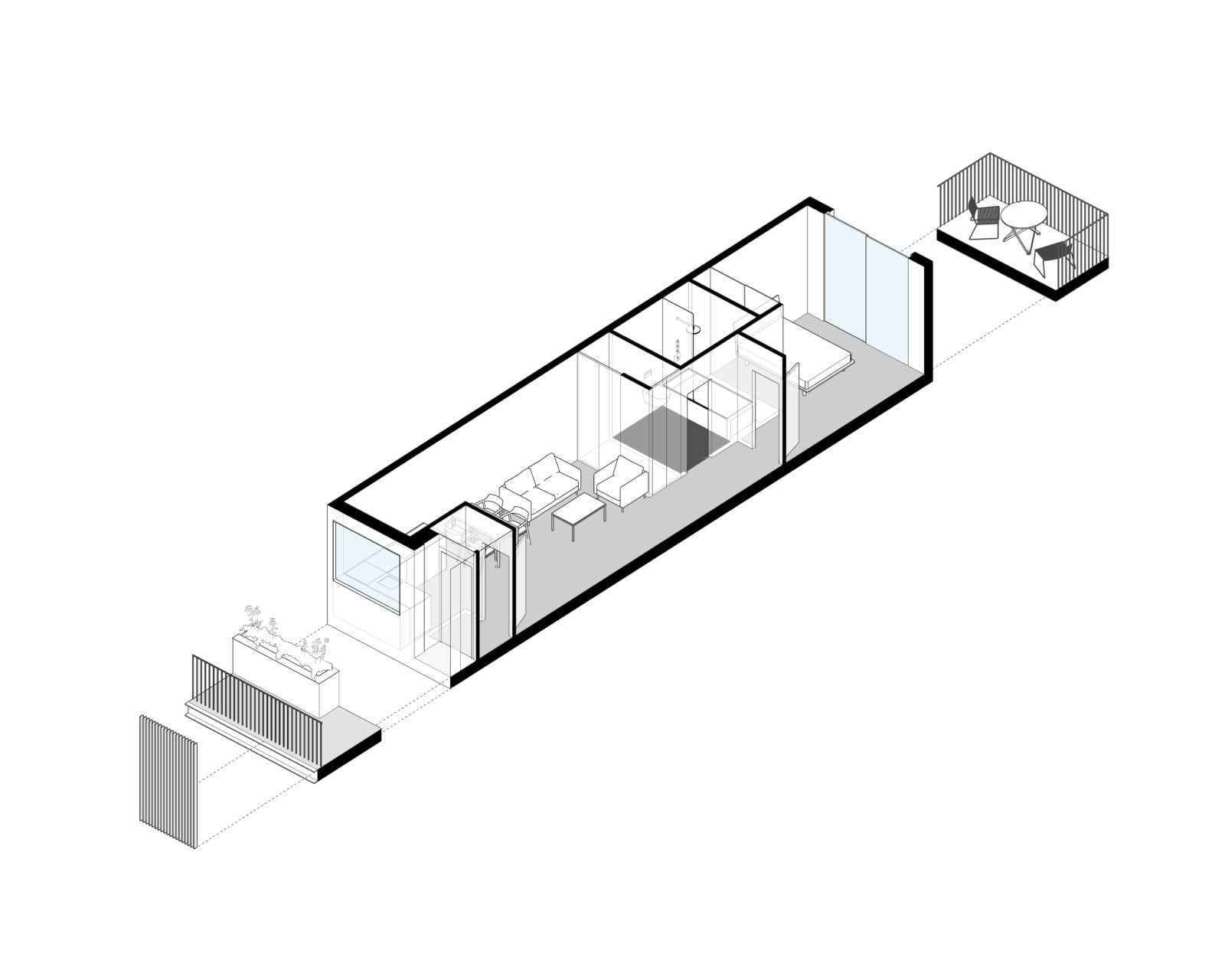 Modular Housing | Neil Davies Architects