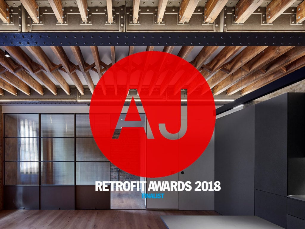 AJ Retrofit Awards 2018 | Neil Davies Architects