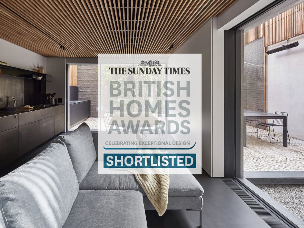Sunday Times British Homes Awards 2018 | Neil Davies Architects