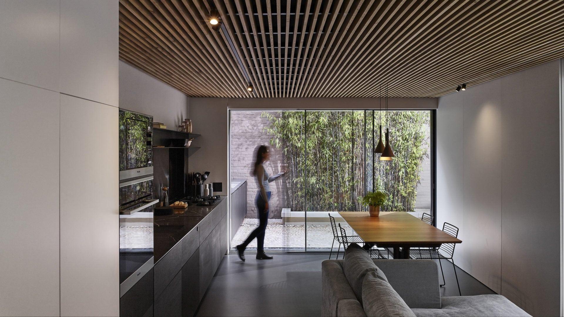 Neil Davies Architects, Culford Gardens, Chelsea, London Refurbishment